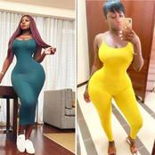 1 Year After She Removed Her Ribs To Have The Most Curvy Waist In The World, See Her Recent Photos.