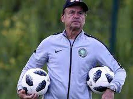 Open Letter To Gernot Rohr: Congratulations But An AFCON Ticket Is Not Enough