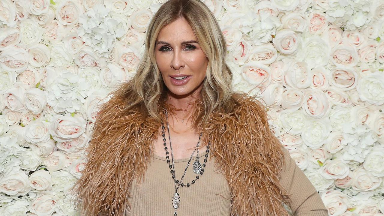 Carole Radziwill writes about 'swoon-worthy' kiss with Liam Neeson