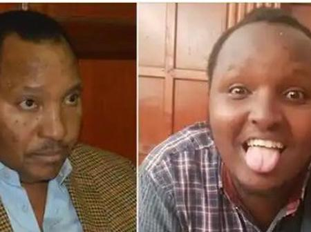 Mixed Reactions After Waititu Deliberately Refuse to Save His Son From Being Jailed