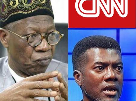 Who holds the truth about the Lekki massacre? See Reno Omokri reply to Lai Mohammed