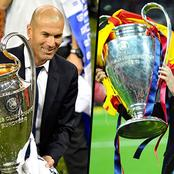 Footballers Who Won UEFA Champions League as Manager and Player
