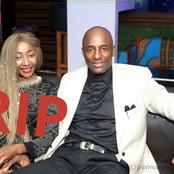 The Actress That Died, See Photos Of Her Enjoying Life With John Fashanu Before Her Death