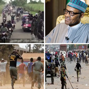 Today's Headlines: Tension As Boko Haram Attacks Community In Adamawa, 8 Killed In Fresh Plateau Attack