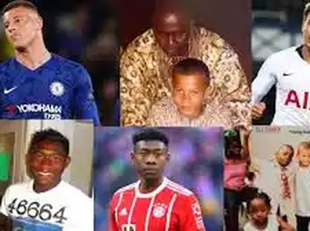 Meet Nigerians playing for other countries
