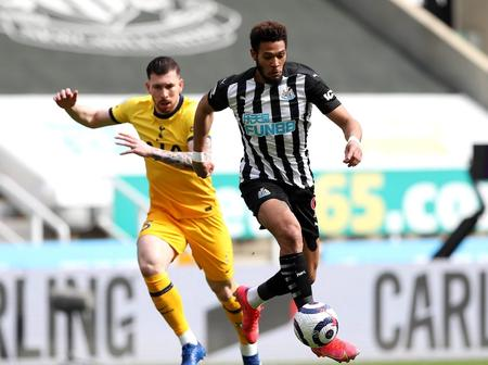 Newcastle 2: 2 Tottenham, On Loan Joe Willock steals A Point From Local Rivals