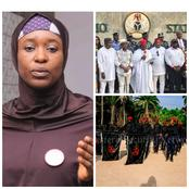 'This Is Legitimation Of ESN'- Aisha Yesufu React to Security Outfit Launched By Southeast Governors
