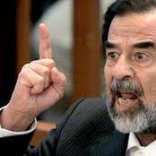 شاهد قبر صدام حسين الذي تعرض لمحاولة تفجير من قبل.. وهذا آخر ما نطق به قبل إعدامه