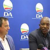 "Mmusi exposes ""racist"" DA on Twitter, attacks John and Hellen"