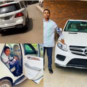 5 Months After EFCC Arrested Him And Seized His 2 Benz, 23-Year-Old Igbo Big Boy Purchase A New Benz