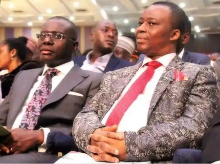 See Photos Of Adeboye, Kumuyi, Oyedepo and Other Nigerian Pastors With Notable Politicians