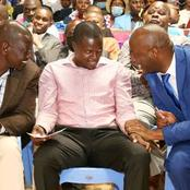 Ruto Cleverly Responds To Raila's And Murathe's Attempts of Distracting Him