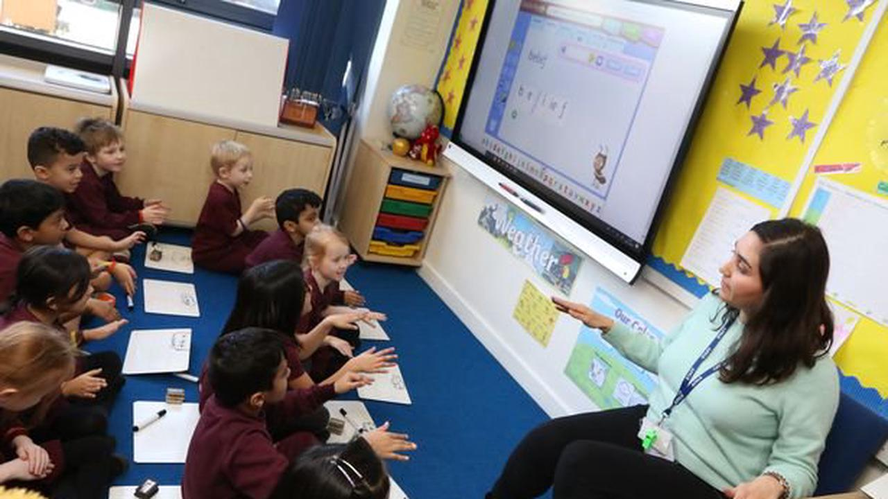 Croydon primary school that's the toughest in England to get into teaches kids philosophy