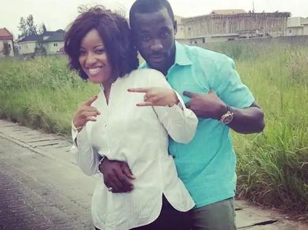 Checkout Cute Pictures of Joseph Benjamin and Joselyn Dumas