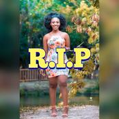 RIP: Sad reactions as a Female Facebook User allegedly reports this beautiful lady dead