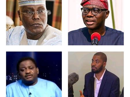 Today's Headlines: Presidency Blasts Atiku, PDP Sends Warning Message To Sanwo-Olu, & Others