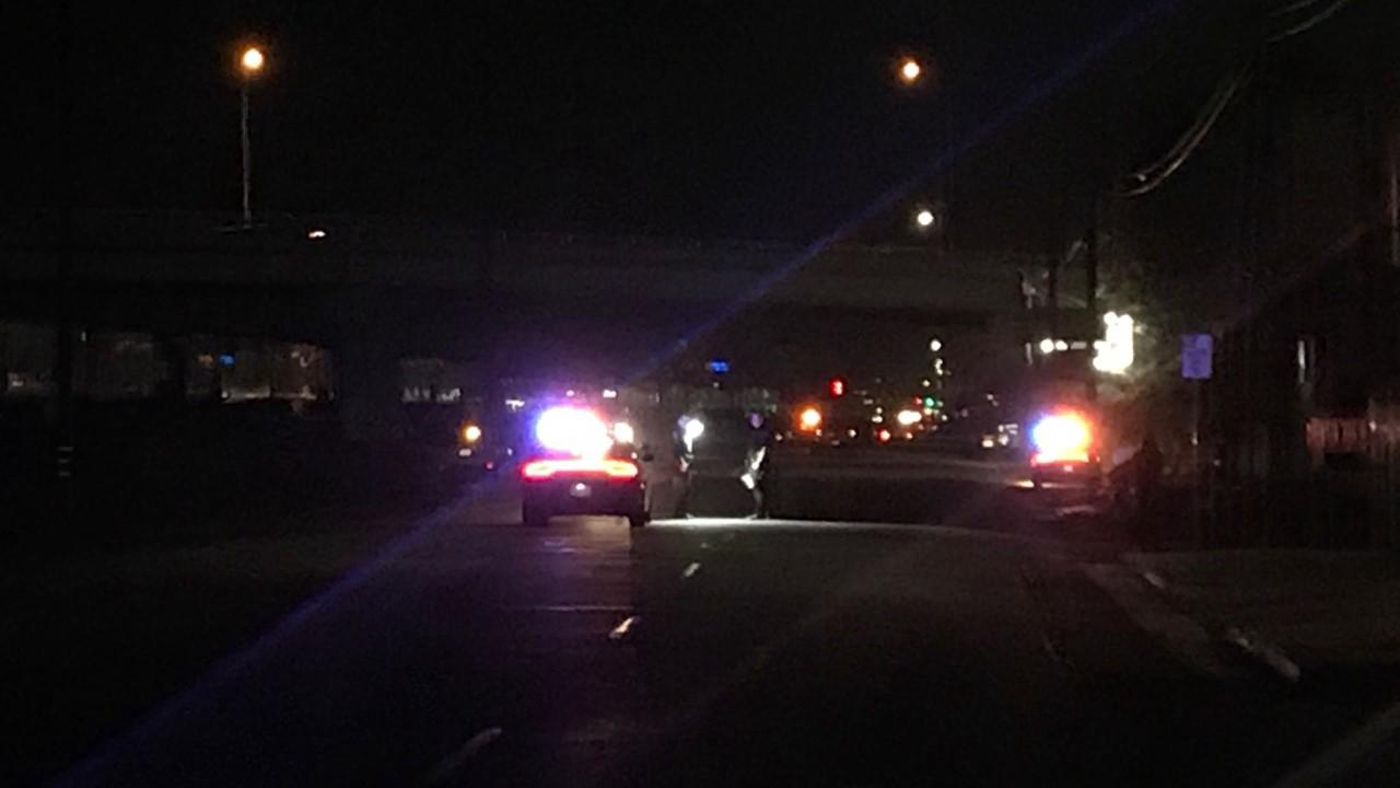 Pedestrian is run over, killed after getting out of vehicle north of St. Cloud