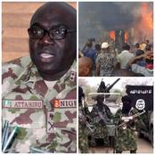 Today's Headlines: Boko Haram Fighters Burn UN Facilities, Attahiru Cancels Buratai's Directive