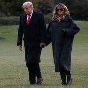 طلاق ترامب وميلانيا اصبح وشيكا.. وترامب قد يدفع ٥٠ مليون دولار لزوجته بعد حدوث الطلاق