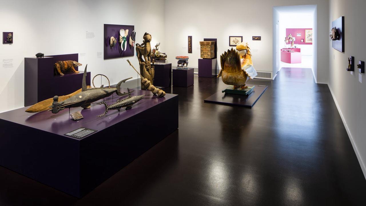 Art. Chassés, exploités, aimés, vénérés : les animaux à l'honneur au Musée des cultures de Bâle