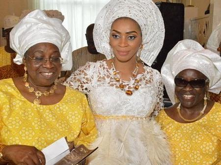 Meet Pretty Women in Okoya 's Household