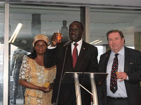 Meet The Lucky Kenyan Ambassador To The USA Washington DC
