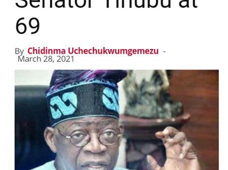 Apc congratulate senator tinubu at 69
