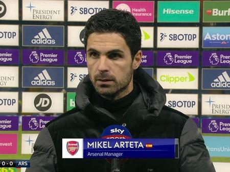 Arsenal fans react to Mikel Arteta's word on the Leeds game.