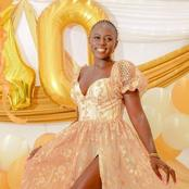 Akothee's Daughters Show Love To Their Mother As She Turns 40 Years Old
