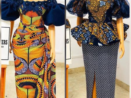 Dear Mothers, Easter Sunday Is Fast Approaching, Check Out These 30 Adorable Gown Styles