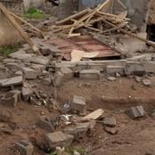 GARANGO: pleurs et désolations