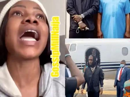 After Holiday was Suggested to Honour Burna's Grammy, See What Tacha Said That Made Fans Drag Her