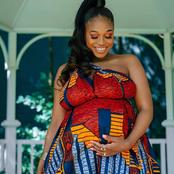 Check Out Top Ankara Styles For Pregnant Women That Can Make You Look Gorgeous