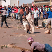 Zimbabwe is Hungry and Suffering Because They Chase Away White People From their Country-Man Reveal