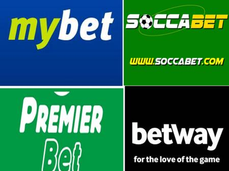 List Of Top 5 Richest Betting Companies In Ghana.