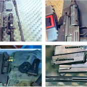 Suspected Terrorists Mother and Daughter Arrested With Lethal Weapons By DCI Anti-Terror Police Unit