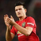 Harry Maguire Creates A New Record In The Premier League As Manchester United Draw Liverpool