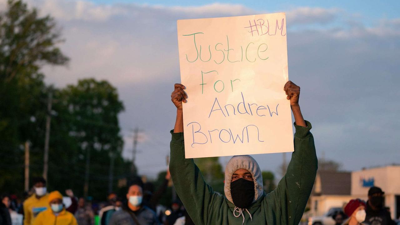 Andrew Brown family's lawyer says body camera footage contradicts what prosecutors claimed happened before fatal police shooting