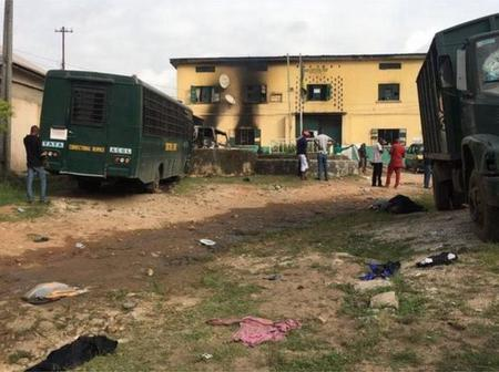 Owerri Police HQ Attack: One killed during an attack by gunmen in Owerri police headquarters