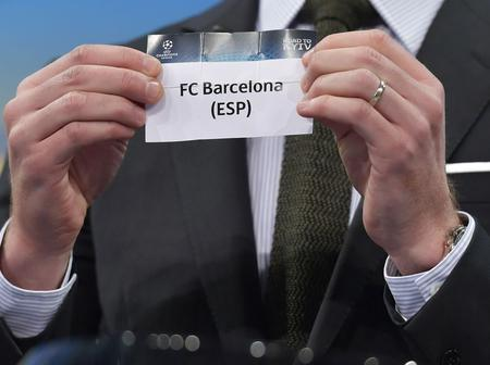 Teams Barcelona could likely face in the Champions League group stage as draw pots confirmed.