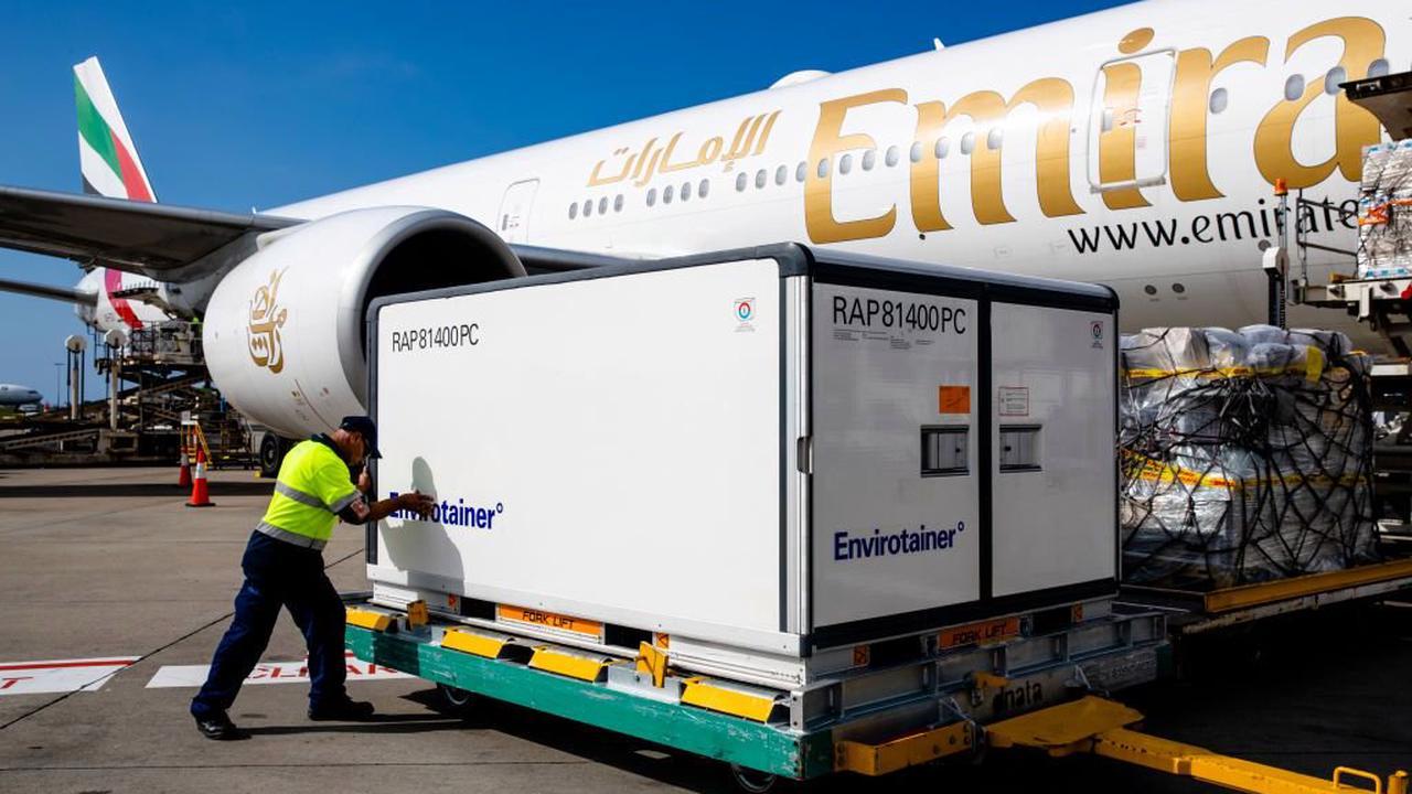 Britain 'secretly flew 700k AZ jabs to Australia' after EU blocked exports