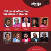 Bishop Oyedepo, Pastor Adeboye, Others listed among Top 100 Most Influential Nigerians in Church
