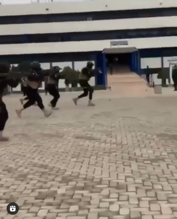 bae262ef5efc56e10551524e1a7d2a6e?quality=uhq&resize=720 - Concert Party! Ghanaians React To Video Of Ghana Police Training On How To Deal With Ballot Box Snatchers