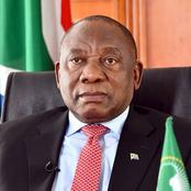 President Ramaphosa made an announcement that scared a lot of people