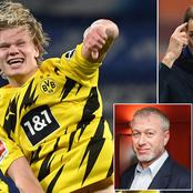 Abramovich latest plans means Erling Haaland can't say 'No' to Chelsea. He's almost a Chelsea player