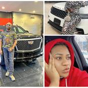 """Na una papa be bi-sexual"" — Billionaire, Mompha reacts to allegations of being Bobrisky's lover"
