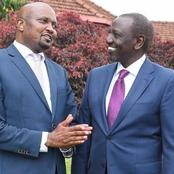 Moses Kuria's Bold Message About DP Ruto Leaves Congregants in Stitches