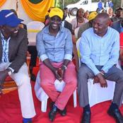 What Moses Kuria Said About Their Visit in Gatanga With DP Ruto Sparks Mixed Reactions