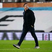 Chelsea Manager Frank Lampard Set To Be Sacked Today After This Latest Development.