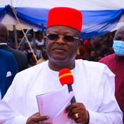 Governor Umahi congratulated new Vice Chancellor of FUTO